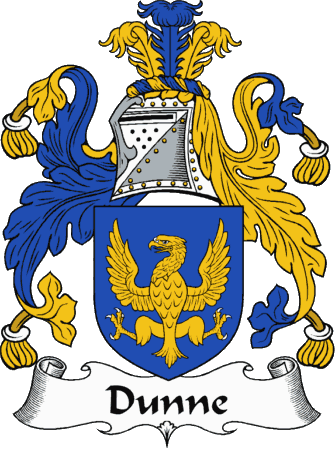 Dunn Dunne Duinn O'Duinn Coat of Arms